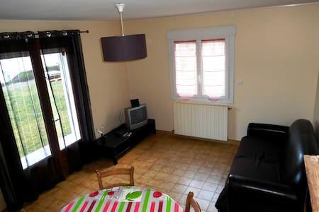 Bel appartement en rez de jardin - Saint-Julien-en-Champsaur