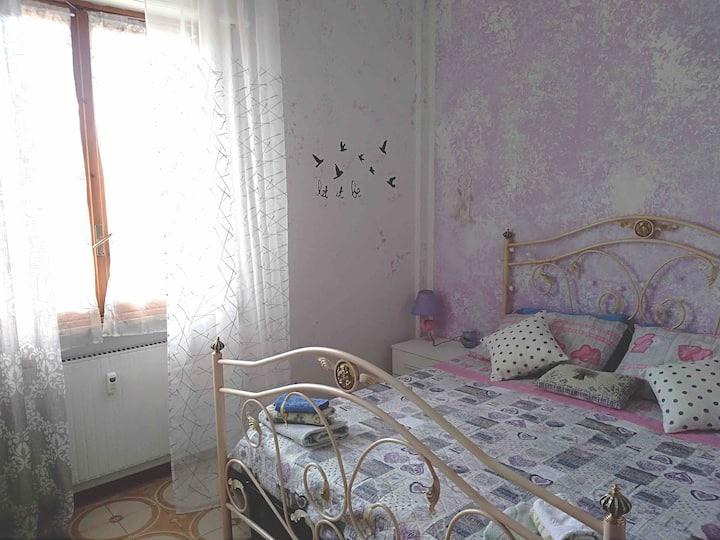 Bed & parking suite Wi-Fi  000146 LT 0338