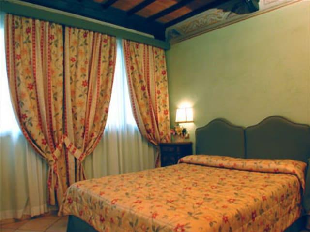 Villa Piccola Siena, Relax double room