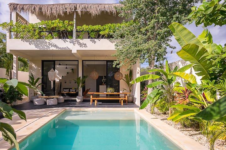 Karma Eco Villa