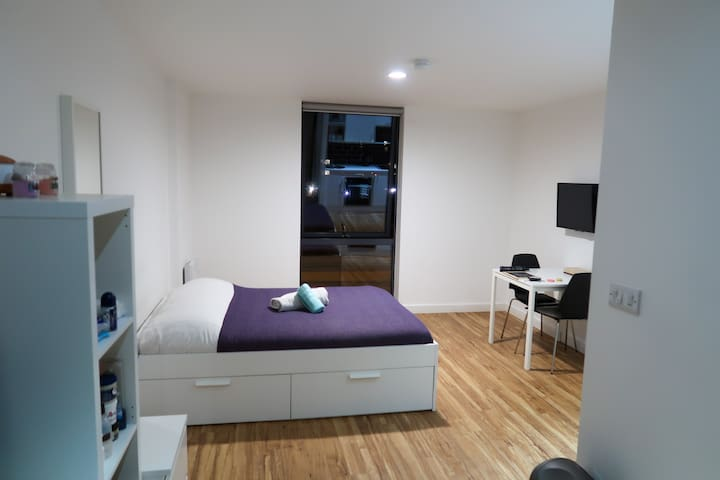 Luxurious Studio in the heart of Liverpool