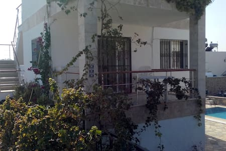 private room, near city center - Bodrum - Apartamento