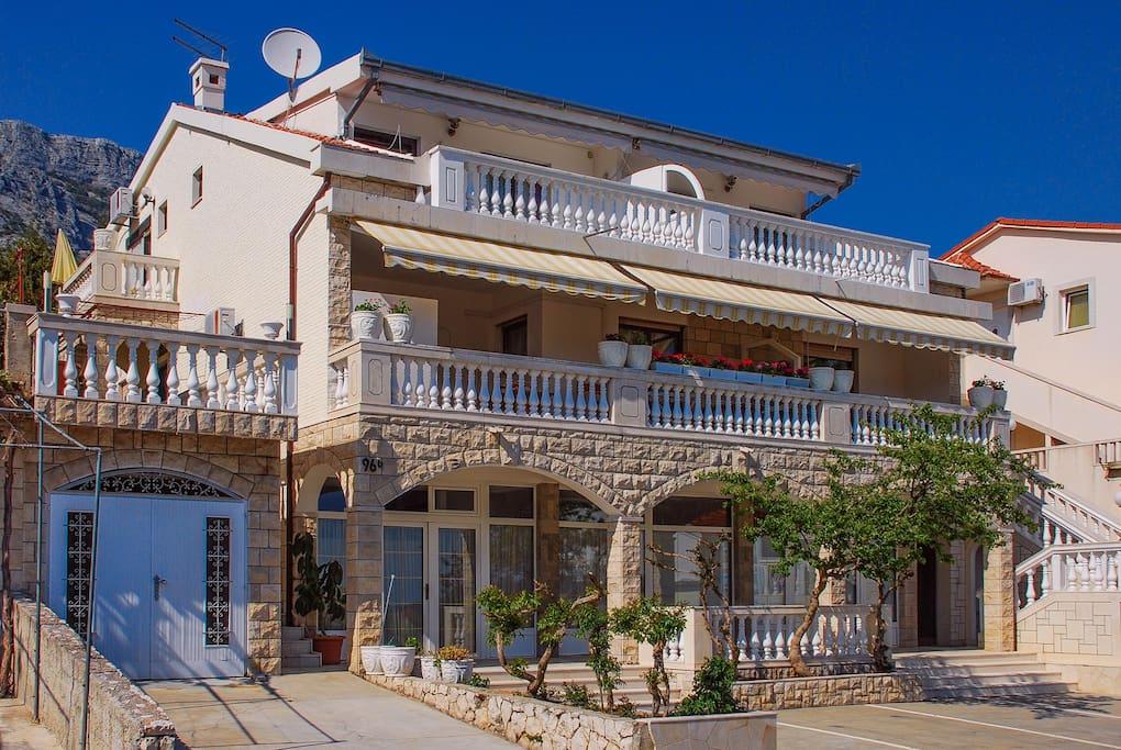 Apartments Dodić Orebić Pelješac 5