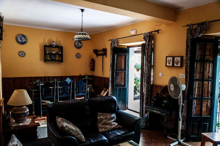Casa Rural en Sierra Huelva - Puerto Lucia - วิลล่า