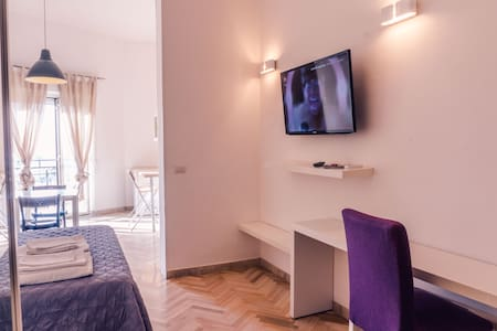 Moderno monolocale in centro città - Reggio Calabria - Wohnung