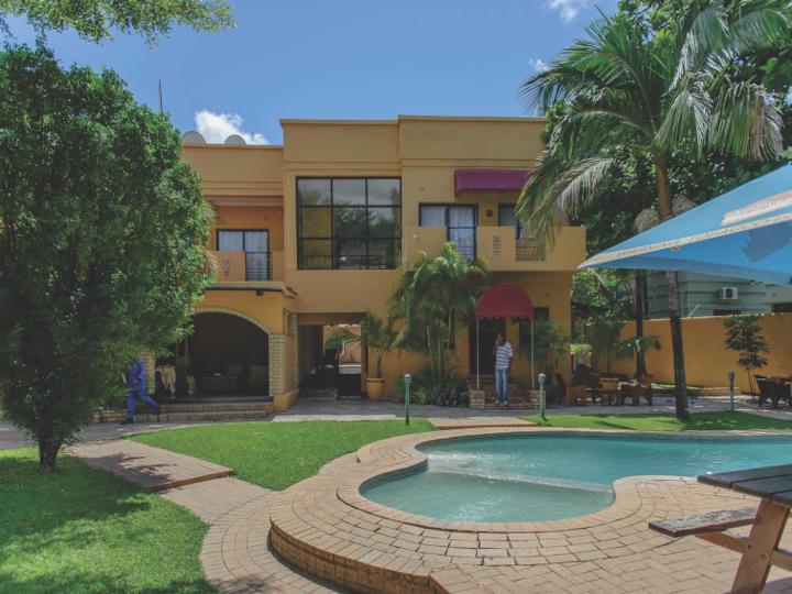 Chita Lodge Lusaka