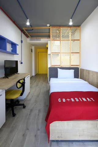 1+0 CLASSIC STUDIO 1 SINGLE BED OTEL CONCEPT