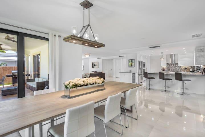 Luxury Brickell Private Villa