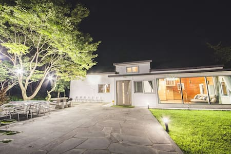 luxury house! Up to 20 persons can be accommodated - Jochon-eup, Jeju-si