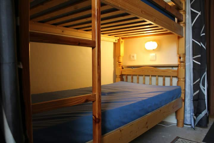Small Dormitory - Family or Group