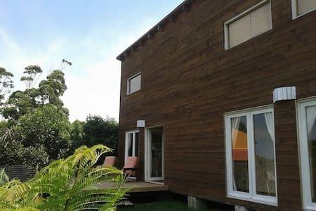 Cabaña,FlordelBosque, Relax ideal - La Pedrera - 小木屋