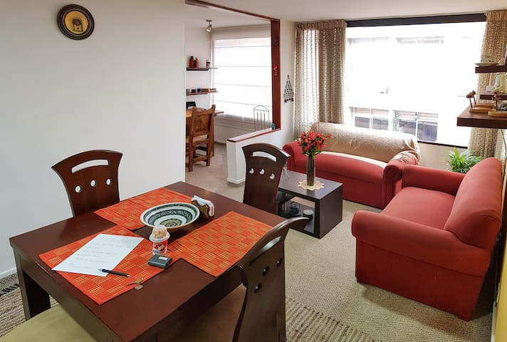 Warm and cozy  1Bed 1Bath apt in Bogotá (North)