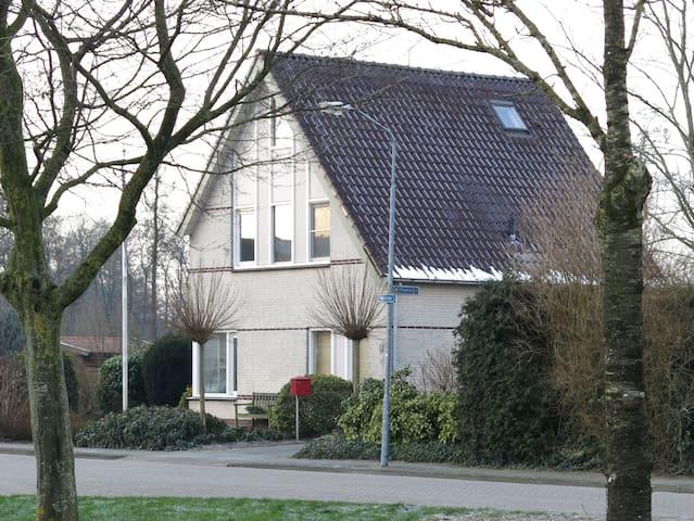 Overnachten in villa in Tolbert - Groningen