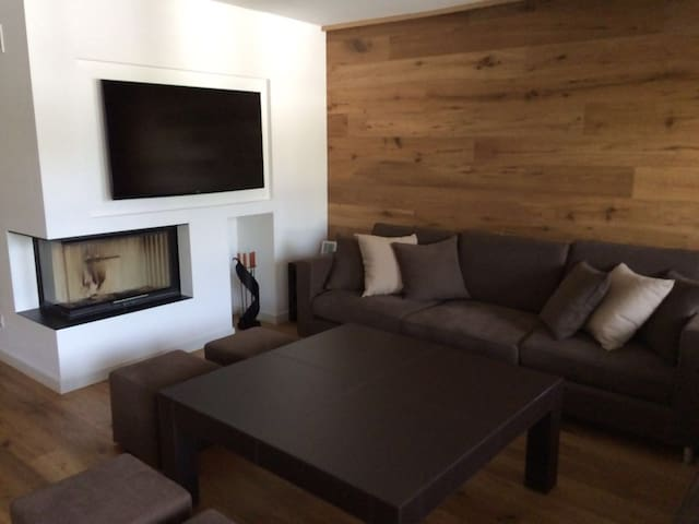 luxurious apartment completely renovated - Selva di Val Gardena - Appartement