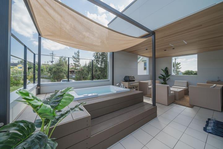 Urban Villa Resort Onna