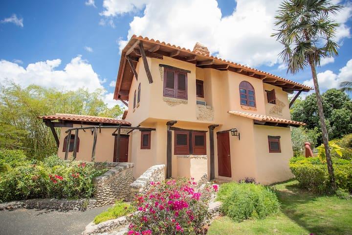 Casa de Campo,  Mediterranean Villa