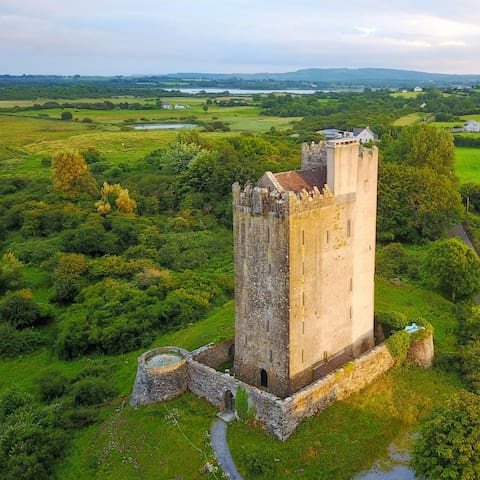 The 500-year old GAELIC tower house