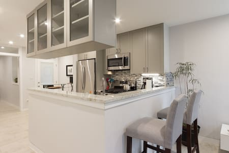 Entirely Renovated New Condo in the heart of D.C.