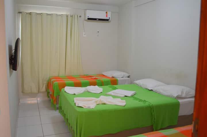 Coco Verde Flats - Flat 1/4 em Ponta Negra - AIR 3