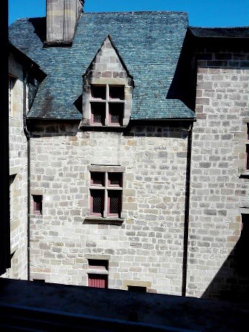 vue des trois fenêtres