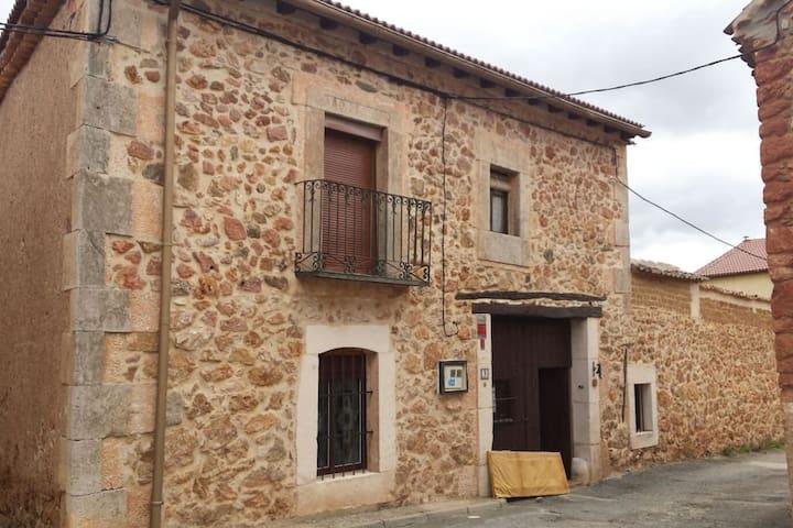 La casita de Araceli (habitaciones) - Honrubia de la Cuesta - Ház