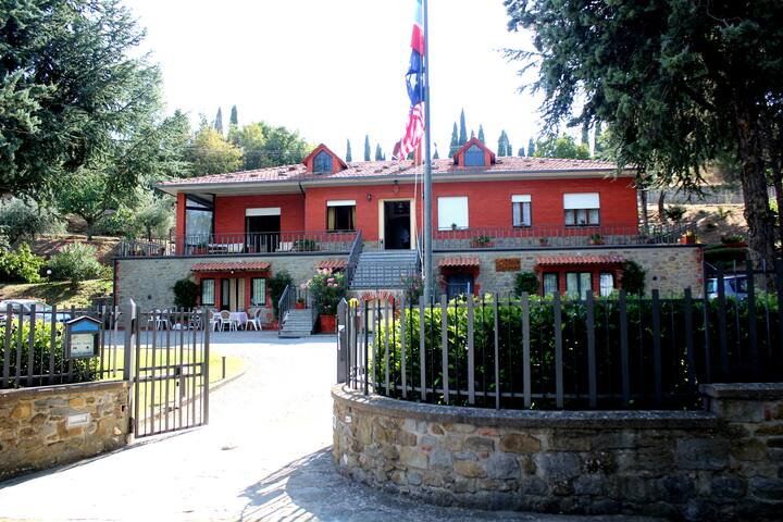 Parterre Rooms, walking distance, green nature