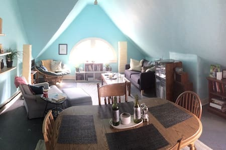 Charming Clifton Gaslight Room Near UC! - Cincinnati - Appartement