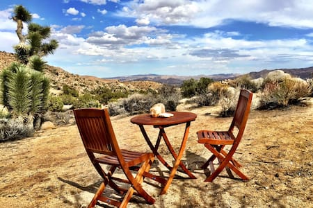 360° Private Piece of Joshua Tree - Yucca Valley - Haus