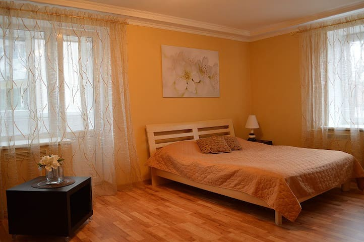 Daugavpils center square apartment - Daugavpils