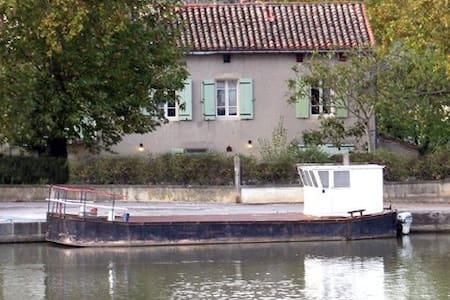 Le Grand Bassin - Castelnaudary