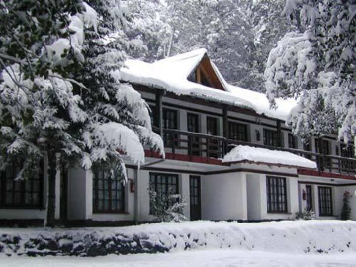 Resort en Bariloche para 4 personas