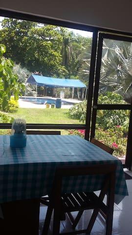 Cabaña campestre - Guamo - Natuur/eco-lodge