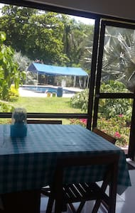 Cabaña campestre - Guamo - Allotjament sostenible a la natura