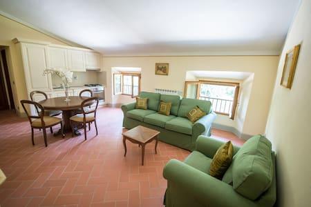 """ORCHIDEA"" apt. in tuscan villa - Ronta - Apartment"