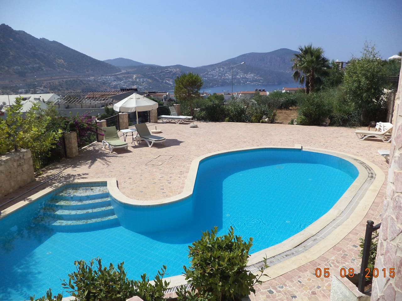 A place in gorgeous Kalkan-Turkey