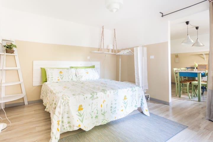 mini appartamento indipendente. Confortable  flat - marghera - Casa