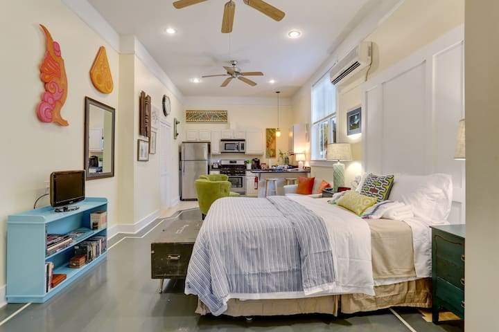 Belfast Studio in Uptown NOLA - New Orleans - Apartment