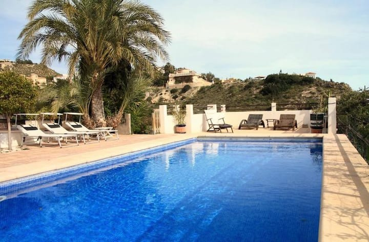 Great Villa Private Pool for unforgetable sunbreak