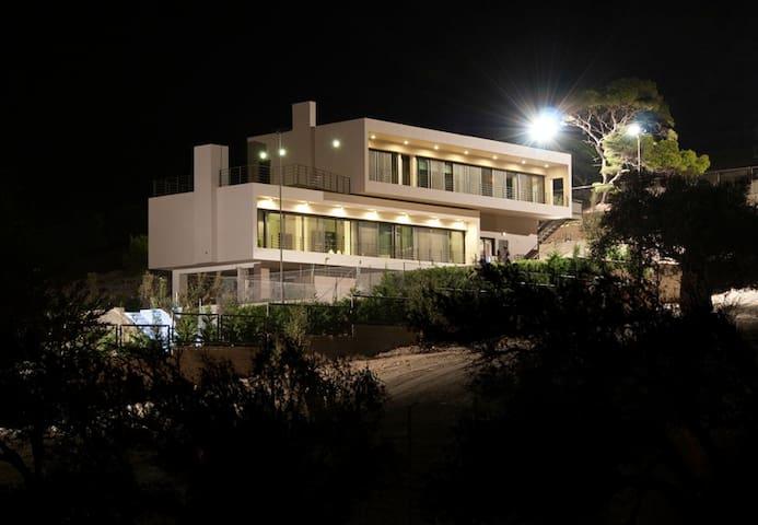 Luxurious Villa near Athens Airport - Anatoliki Attiki - 別荘