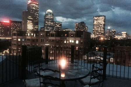 Stunning SouthEnd/BackBay Penthouse