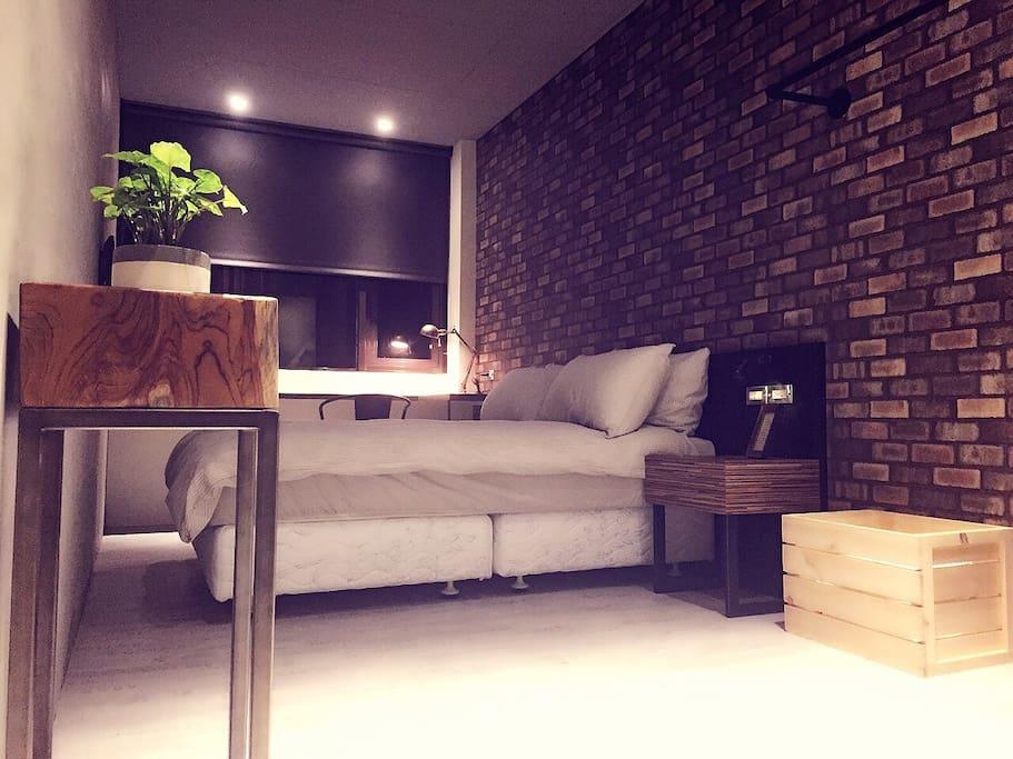 【O₂氧氣M12館】中山站 - M12 舒適系列 - 台灣臺北의 아파트에서 ...