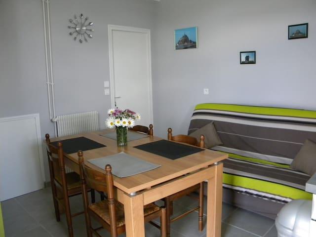 GITE - Saint-Laurent-de-Terregatte - House
