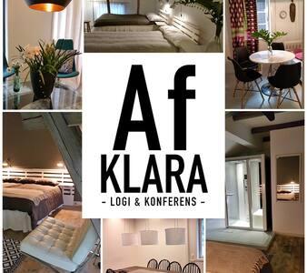 Af Klara - logi & konferens
