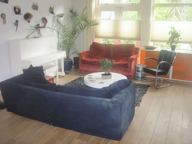 Spacious 3 bedroom apt. Amsterdam - Amstelveen - Apartment