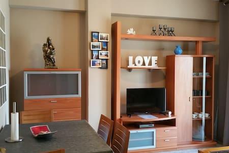 Acogedor apartamento en el centro de Calpe.