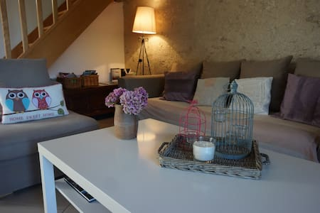 Maison de charme à la campagne - Tauxigny - Casa