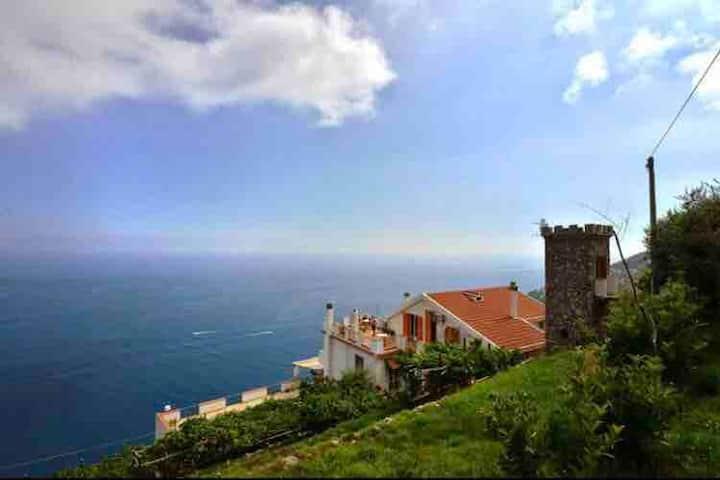 Haus Sufinella - Tenuta La Picola Amalfiküste