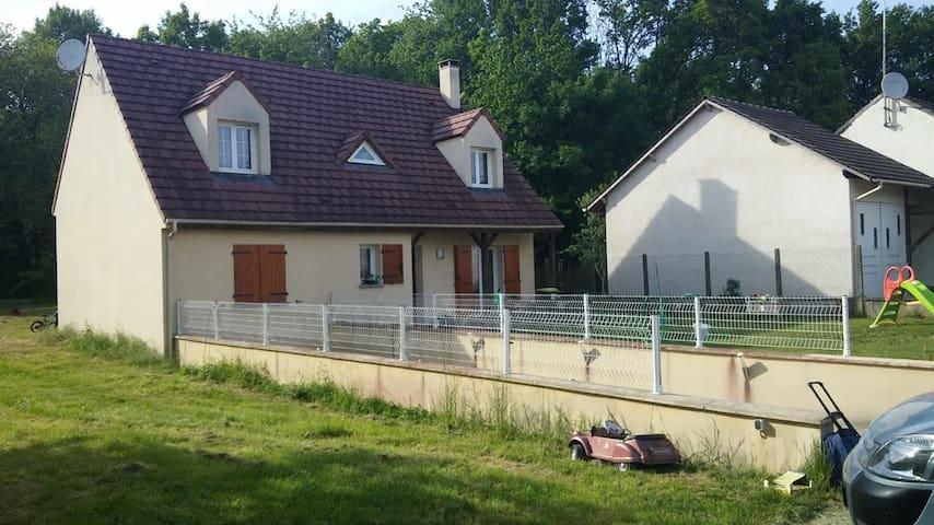 Pavillon avec jardin - Chaumes-en-Brie - Rumah