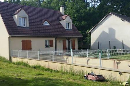 Pavillon avec jardin - Chaumes-en-Brie - House