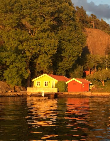 Water Villa in Stockholm - Nacka - House